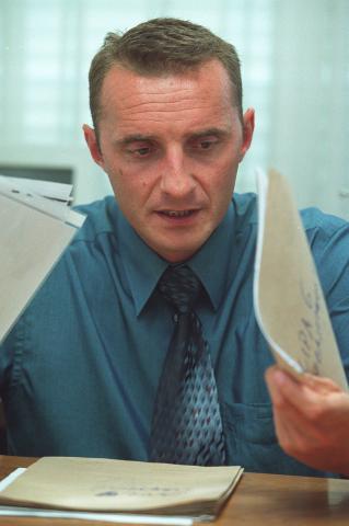 Rajko Gregl je bil sicer tudi uspešen slovenski podjetnik. Foto: Dejan Javornik/Delo