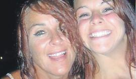 Linda Baranowski in njena hči Michaela