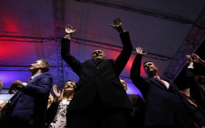 Predsednik Republike srbske Milorad Dodik se je veselil.