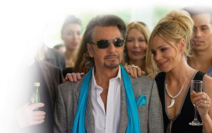 Al Pacino se je ob prvem stiku s Katarino odločil, da bo zaigrala njegovo filmsko zaročenko Sophie