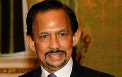 Brunej slavi 50-letnico sultanovega vladanja