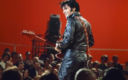 Elvis je za večno spremenil glasbo. Foto: AP