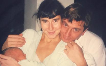 Družinski portret izpred 20 let.