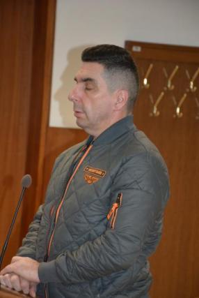 Branko Škafar jo je dobro odnesel