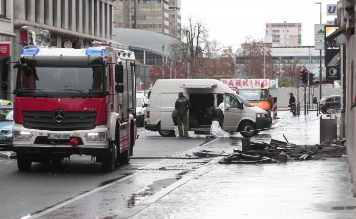 Psa prespala eksplozijo meto iz dima re ili gasilci - Dima import export sl ...