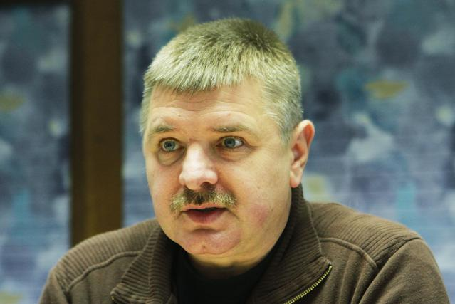 Egon Dolenc še pravi, da je predlog novega statuta zveze že dlje pripravljen in čaka na potrditev na skupščini