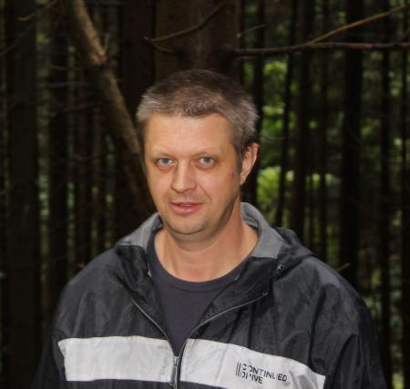 Peter Arnež je po naključju odkril jamo