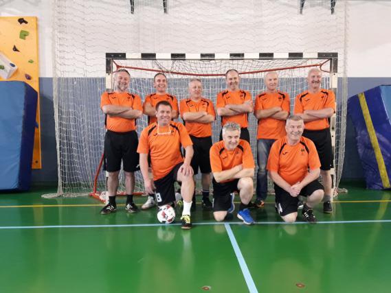 Z nogometaši veterani
