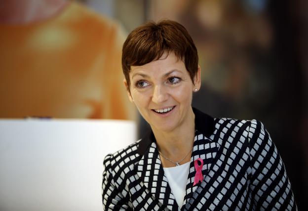 Maja Makovec Brenčič je lani zaslužila okoli 60.000 evrov