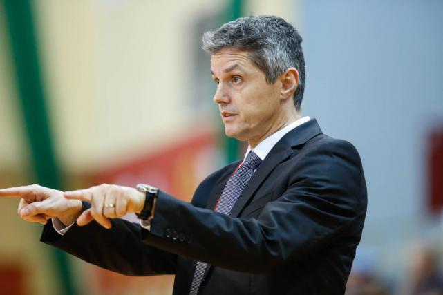 Zoran Martič je zatrdil, da mu bosta asistirala Okornova pomočnika Luka Bassin in Igor Kešelj