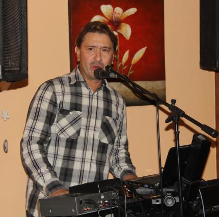 Glasbenik Hajni Blagne je velik prijatelj in podpornik invalidov
